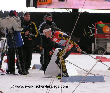 biathlon sprint wm
